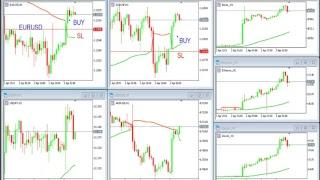 LIVE EURUSD,USDJPY,AUDUSD,EURCHF forex trading||Bitcoin Live trading||Ethereum Live,Litecoin trading