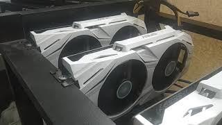 Майнинг ASUS DUAL GTX 1060 6gb