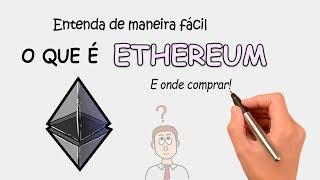 ✍️ Entenda: o que é Ethereum e onde comprar! (desenhado)