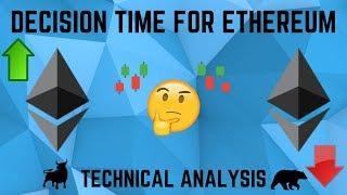 It's Decision Time For ETHEREUM - Bullish OR Bearish? (ETH Technical Analysis)