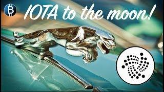 IOTA's HUGE Jaguar Partnership And More News! (IOTA News & Update 2019)