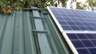 Солнечный майнинг и сетевой инвертер зелёный тариф