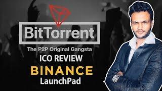 Tron's Bittorent (BTT) ICO Review !! Worth Investing ? How to Buy ?