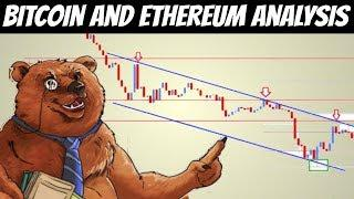 Bitcoin and Ethereum drop continues (Time to Buy?)