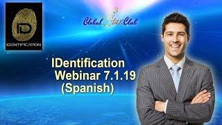 IDENTIFICATION Webinar 7.1.19 (Spanish)