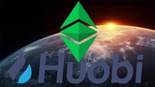 Huobi Talks About The Future Of Ethereum