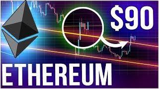 Ethereum – $90, обновление не за горами. Что я жду дальше: цели, планы, инвестиции.