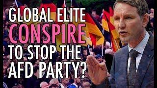 The Global Elite Can't Stop the Rise of the AFD Party, But They Are Trying