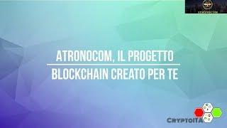[ICO ITA REVIEW] Atronocom, il progetto blockchain creato per te