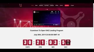 ONIZ PLATFORM REVIEW ICO 2019
