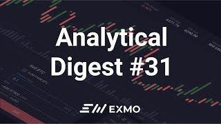 Что будет с Биткоином в 2020? Обзор рынка криптовалют | EXMO Analytical Digest #31