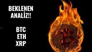 Bitcoin, Ethereum, Xrp Teknik Analiz!! Yükseliş Bitti mi?? Deva mı var mı? 20.05.2019