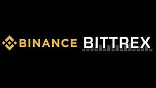 Moon Bot - Trading bot for Bittrex & Binance