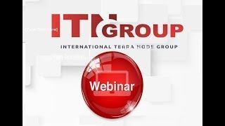ITN Group первый вебинар компании  6.08.2019 | Новости криптовалют