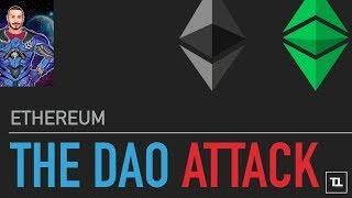 The DAO Attack - Ethereum