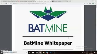Batmine Review || Whitepapers | ICO,IEO in Hindi/Eng