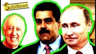 ПУТИН не дает уйти МАДУРО! Леон ВАЙНСТАЙН: Венесуэла и США на SobiNews