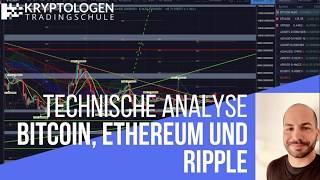 Bitcoin, Ethereum und Ripple – Kursanalyse KW47 – Volltreffer und versenkt!