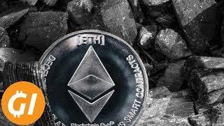 """Don't Buy Bitcoin"" - Ethereum Constantinople Support - ConsenSys x AMD"