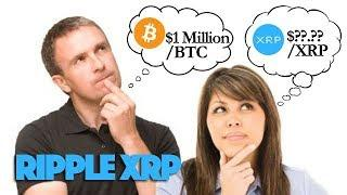 Ripple XRP: If Bitcoin Goes To $1 Million/BTC, What's The Price Of XRP? And Is It Possible?