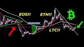 LITECOIN+ ETHEREUM+EOS!! MAJOR MOVES UNDERWAY!! MY THOUGHTS..