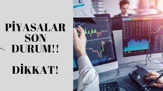 Borsa, Gram Altın, Dolar/TL, Bitcoin, Ethereum Genel Analiz.. 10.05.2019