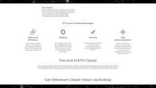 Ethereum Classic Vision полный обзор ICO
