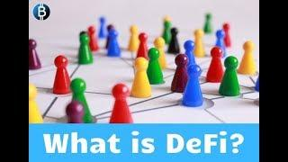 "What Is ""DeFi"" and Why Is Everyone Buzzing About It? (Ethereum's Decentralized Finance)"