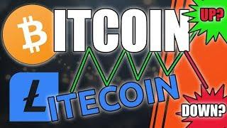 BITCOIN & LITECOIN MOVE COMING | BTC Price Update
