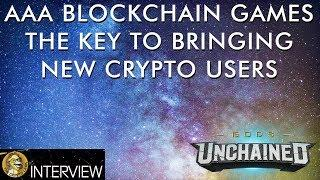 Building Games That Matter - Gods Unchained Ethereum Crypto TCG