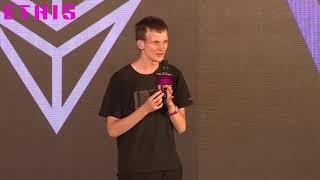 【ETHIS】Updates and Future Plan of Ethereum-Vitalik Buterin