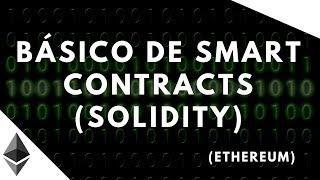 Básico de Smart Contracts no Ethereum com Solidity