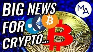 Apple Getting In On Crypto!?   US SEC Cracks Down On ICO   Bitcoin & Cryptos Dump, Stocks Pump