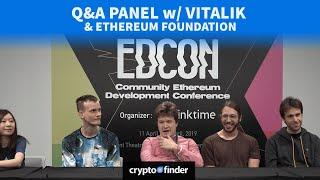 EDCON 2019 - Interview with Ethereum Foundation of the future of Ethereum