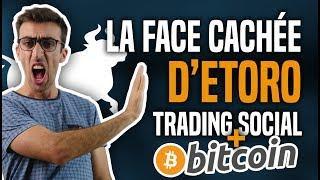 Crypto : La face cachée d'eToro (Trading Social + Bitcoin)