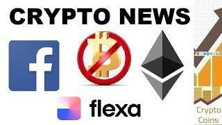 Crypto News - Price Update, Crypto USA Ban, Facebook, Ethereum and Adoption