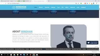 Windhan- Renewable Energy Crowdfunding and Trading Platform (ICO review)