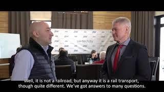 SkyWay для Грузии  интервью с Гурамом Гурамишвили