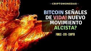 Bitcoin da señal de vida! 10% en minutos,  que esta pasando? LTC, ETH y TRON