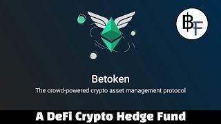 Betoken - A DeFi Hedge Fund Built on Ethereum