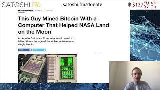 Майнинг на лунном компьютере, Grayscale на продажу, SEC предлагал сдаться!