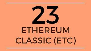 Ethereum Classic ETC Technical Analysis (2 Oct 2019)