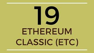 Ethereum Classic ETC Price Prediction (27 Aug 2019)