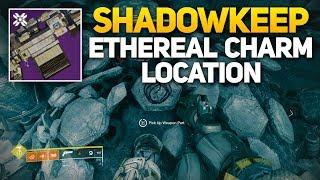 "Ethereal Charm Location (Temple of Crota) ""A Fine Memorial"" Quest Guide - Destiny 2 Shadowkeep"