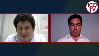 CEO Vladislav Sapozhnikov interview with Dushan Spalevic for ICO TV