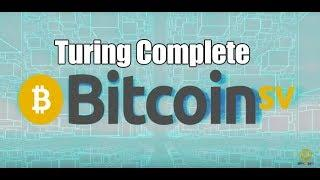 Bitcoin is Turing complete, Ethereum is not