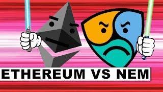 NEM VS ETHEREUM. Эпическое Противостояние?