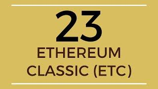 Ethereum Classic ETC Price Prediction (14 Aug 2019)