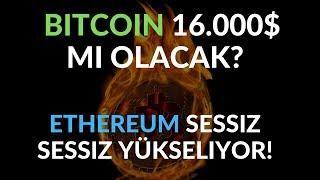 Bitcoin 13 Bin Dolarda Son 1.5 Yılın Zirvesinde! Ethereum Hedef Neresi??.. 26.06.2019