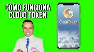 Cloud token en español - La Mejor presentacion de negocios corta de Cloud Token Wallet